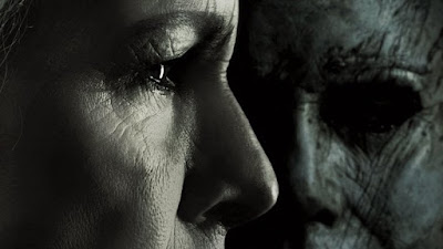 Pss! Close Your Eyes Or Not But It's The Trailer for The New 'Halloween'!