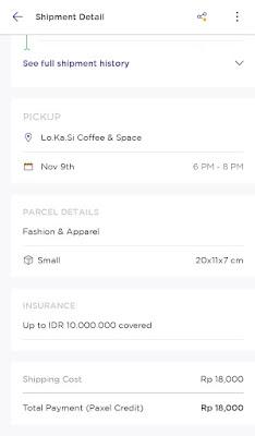 Paxel Jasa Ekspedisi Sameday Delivery, Bikin Paketmu Selamat Harga Hemat!