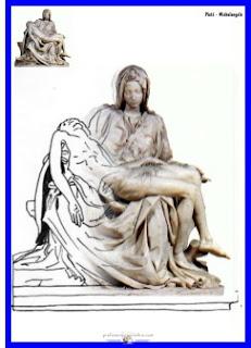 Pietá - Michelangelo - www.professorjunioronline.com