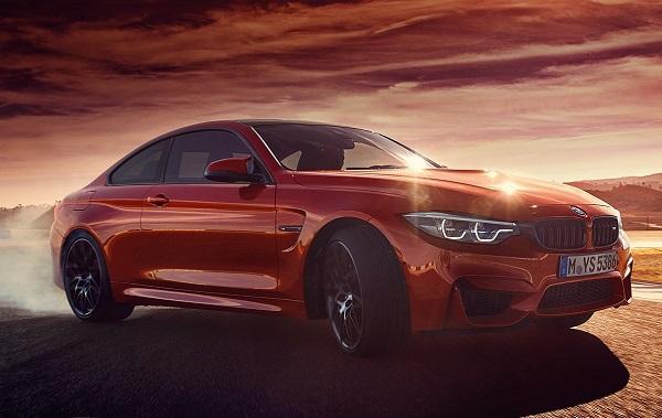 Ficha Técnica: BMW M4 Coupé (2018)