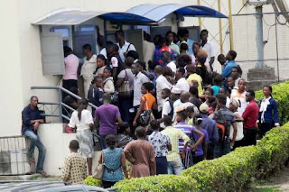 A Nigerian Lady Narrated How Her 15k Was Nabbed From Her At The Atm In Lagos