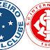 Jogo do Cruzeiro x Internacional ao vivo hoje