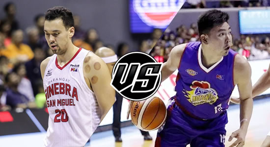 Live Streaming List: Ginebra vs Magnolia Game 3 2018 PBA Governors' Cup