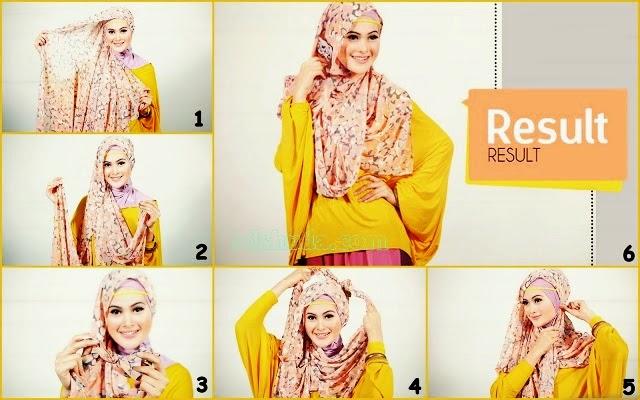 hijab modern 2014