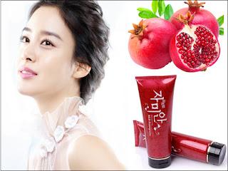 Red Pome Lotion Handbody Korea