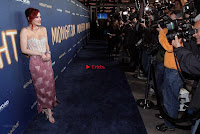 Bella Thorne looks stunnign in a designer gown at the Premiere of Midnight Sun ~  Exclusive Galleries 006.jpg