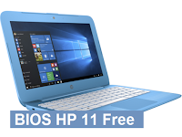 Bios Laptop HP 11 Free Download