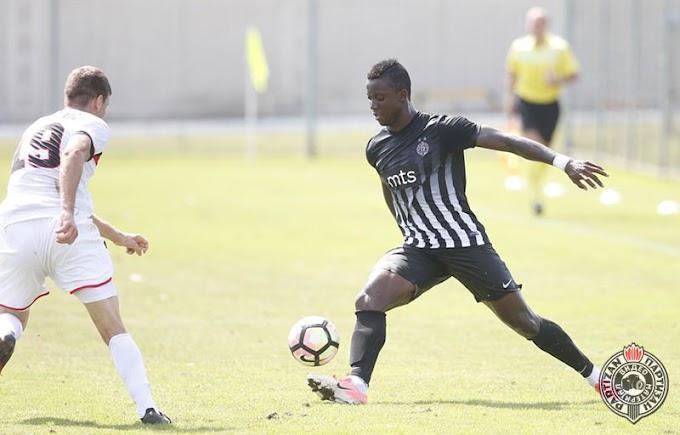 Solomon postigao prvi gol u dresu Partizana i odmah dao krupno obećanje Grobarima! (FOTO+VIDEO)