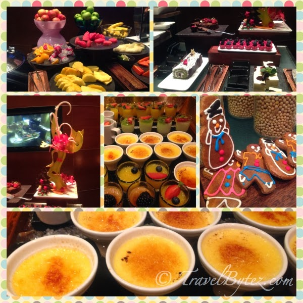 Desserts and Fruits