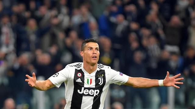 Gol Cristiano Ronaldo Sadarkan Korban Kecelakaan dari Koma