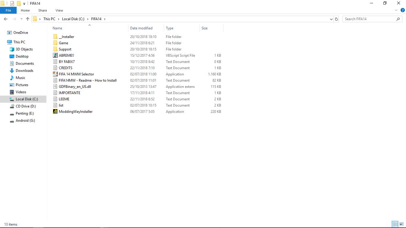 Moddingway installer.exe fifa 14 download