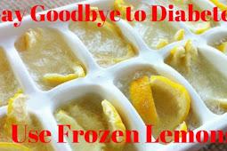 Keajaiban Kulit Lemon Beku Lawan Diabetes dan Obesitas