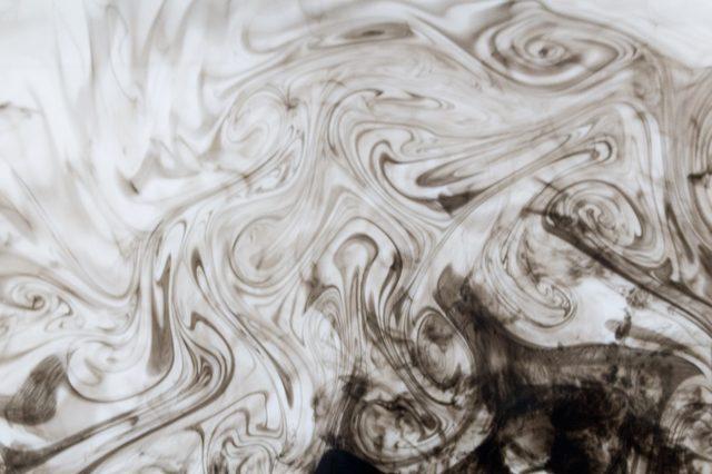 Ebru sanatı nasıl yapılır