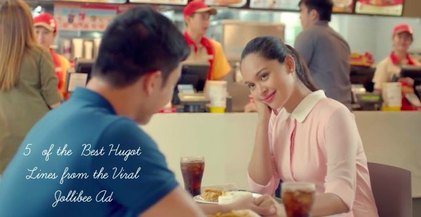 "5 of the best ""hugot lines"" from the latest Jollibee ad"