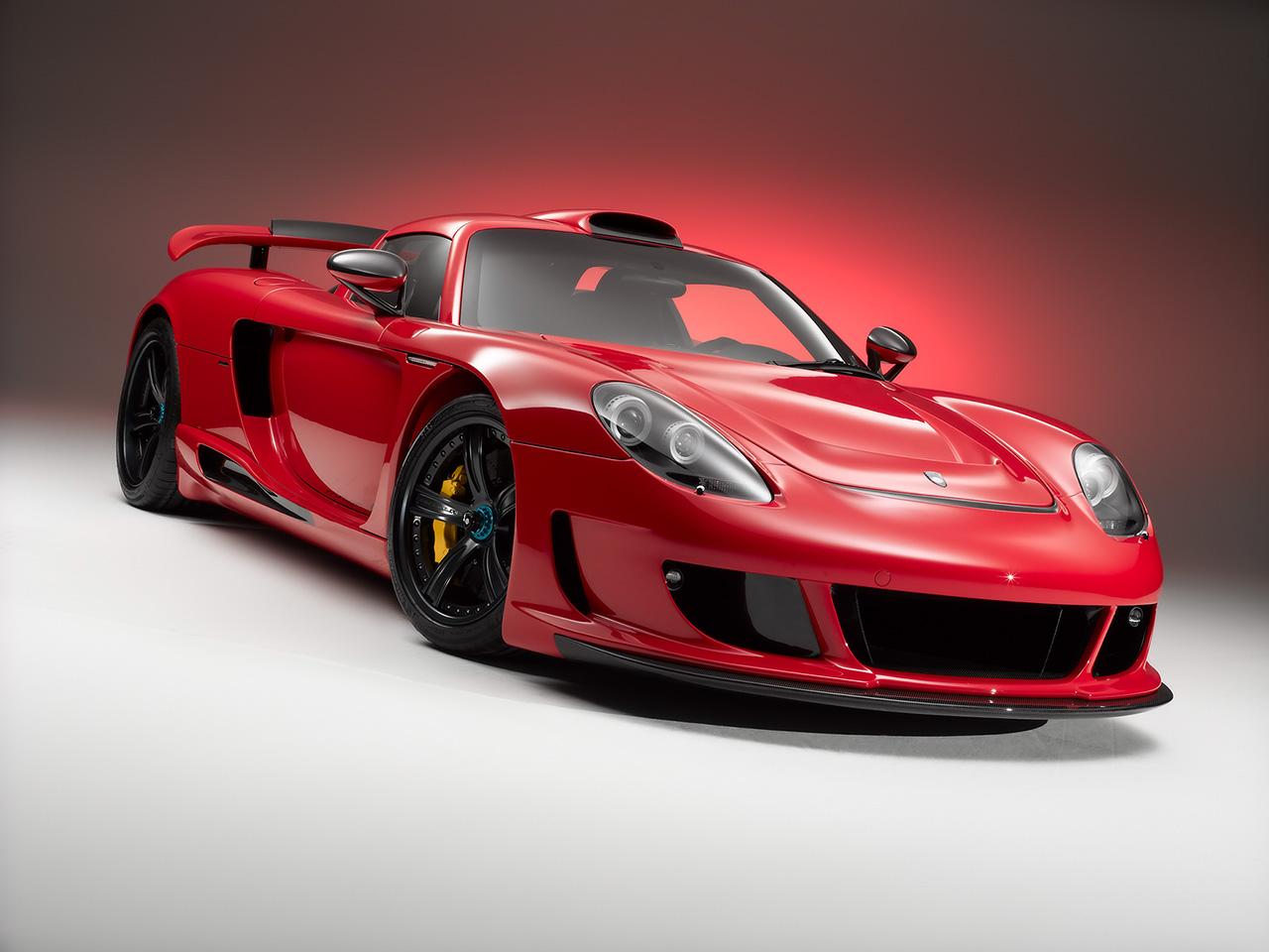 Moderate Cars: Porsche Carrera Gt Turbo