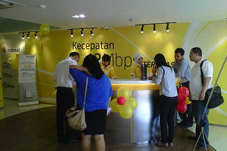 Alamat & Nomor Telepon Galeri Indosat Kota Bekasi