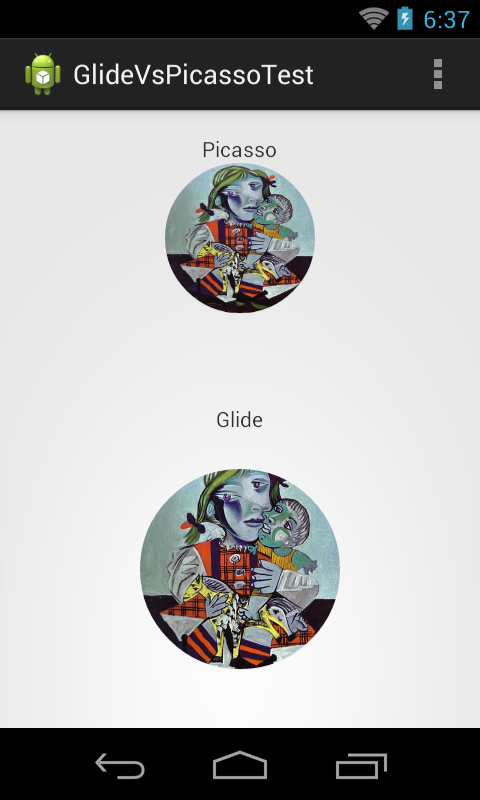 Android: Image loading libraries Picasso vs Glide