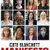 MANIFESTO, novo filme com Cate Blanchett, tem seu cartaz nacional divulgado!