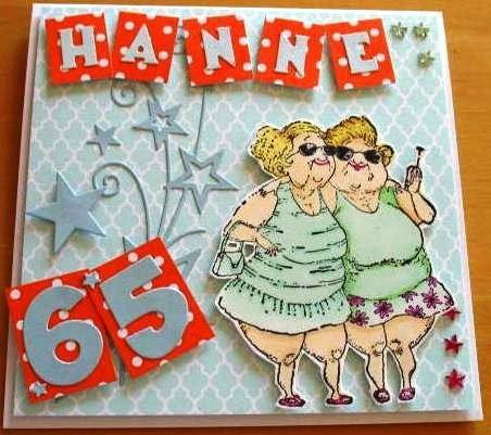 födelsedagsrim 65 år Fru. Hegnets Blog: 65 års Stamping Bella fødselsdags kort / 65  födelsedagsrim 65 år