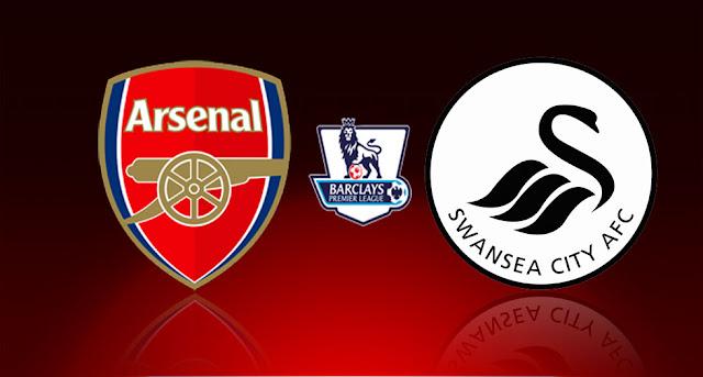 Prediksi Arsenal vs Swansea