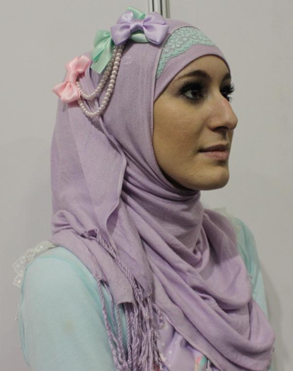 844a3eab5 Mundo Otaku: Lolitas Musulmanas: Nueva tendencia de moda inspirada ...