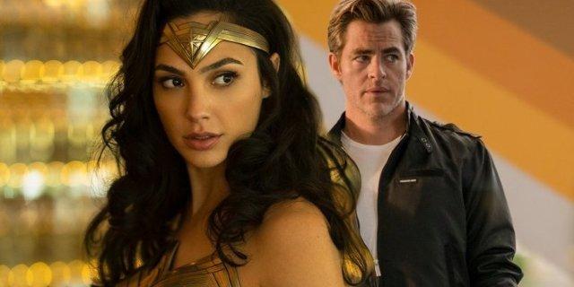 Nuevo video del set de Wonder Woman 1984 muestra un gran alboroto