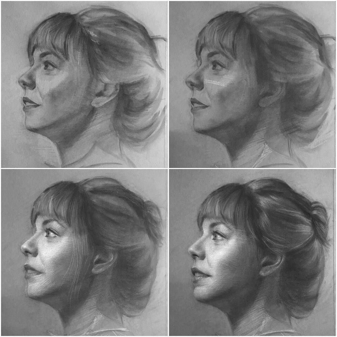 04-Shana-Levenson-Charcoal-Portraits-on-Paper-Inspired-by-Nostalgia-www-designstack-co