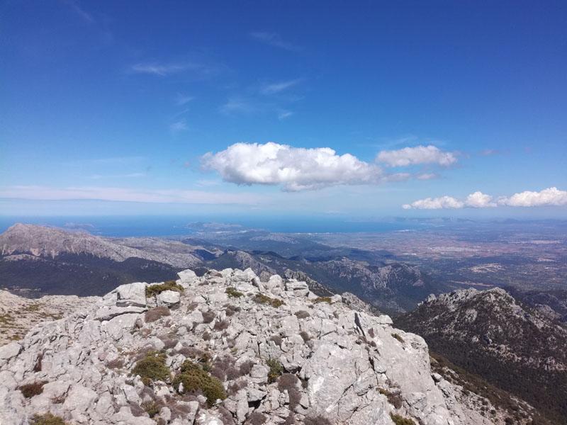 Badia de Pollenca e Badia d'Alcudia