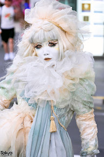 mintyfrills harajuku cult party kei makeup kawaii