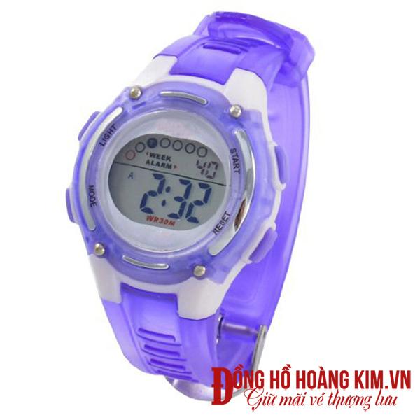 đồng hồ nữ dáng thể thao