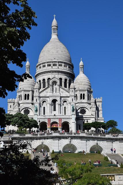 Paryż w pigułce #5 - Montmartre et Sacré-Cœur - nagłówek - Francuski przy kawie