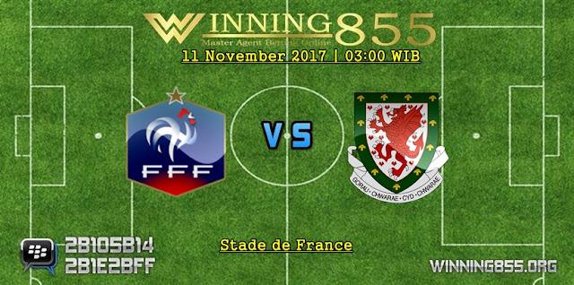 Prediksi Akurat Prancis vs Wales