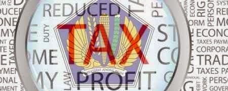 Jenis-jenis tarif pajak sesuai undang-undang pajak
