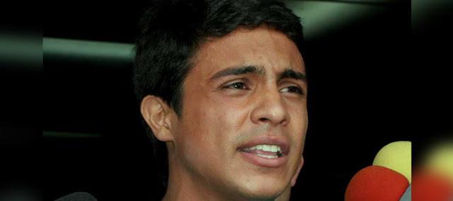 Quién es y qué hizo Lorent Saleh para haber estado preso durante 4 años (+Perfil)