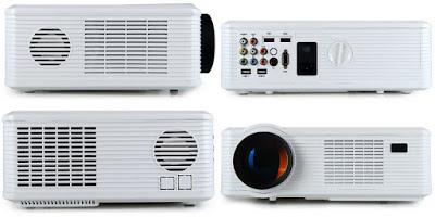 Proyector Excelvan CL720D, buenas características y precio