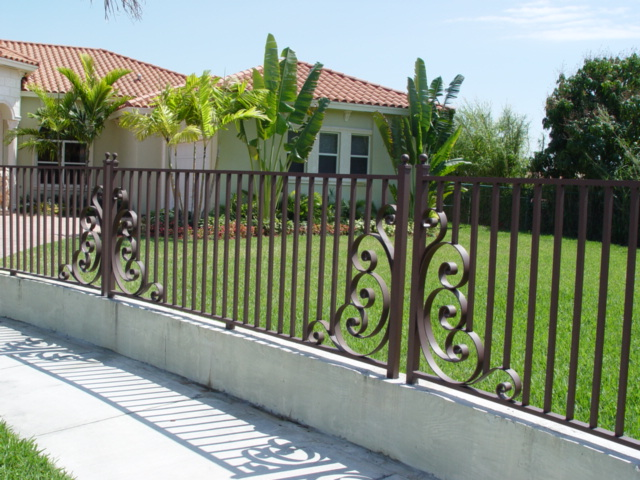 Barriere Exterieur Terrasse Stainless Steel Blog: Decorative Metal Fence Panels