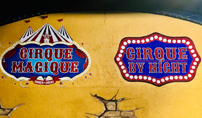 The Cirque Magique & Cirque by Night - Dinner Show Orlando