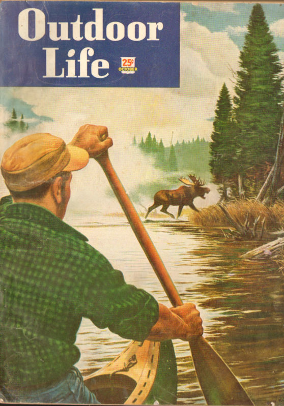 CHAD'S DRYGOODS: OUTDOOR LIFE MAGAZINE - COVER ART on Life Outdoor id=47322