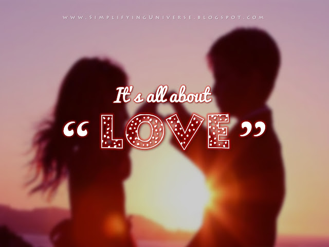 young boy and girl, love romantic wallpaper quotes, romantic short story, couple silhouette, manas madrecha blog, short love story, cute couple, it's all about love, simplifying universe