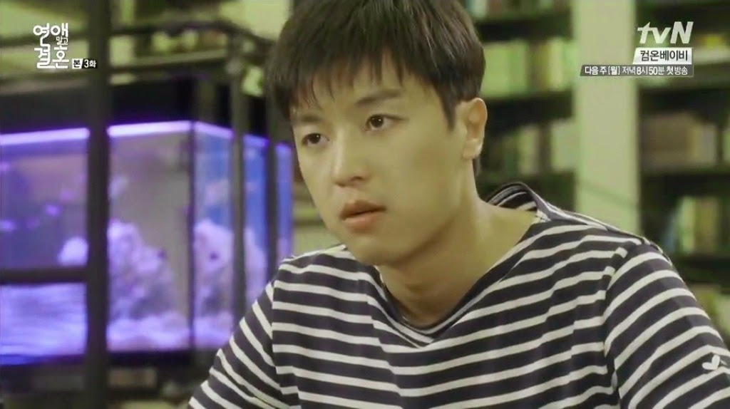 Marriage not dating ep 5 sinopsis