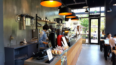 Cafe Style: Alegria Coffee Roasters Pangyo