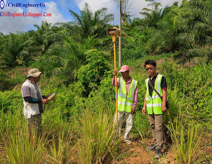 Field Work of Land Surveying