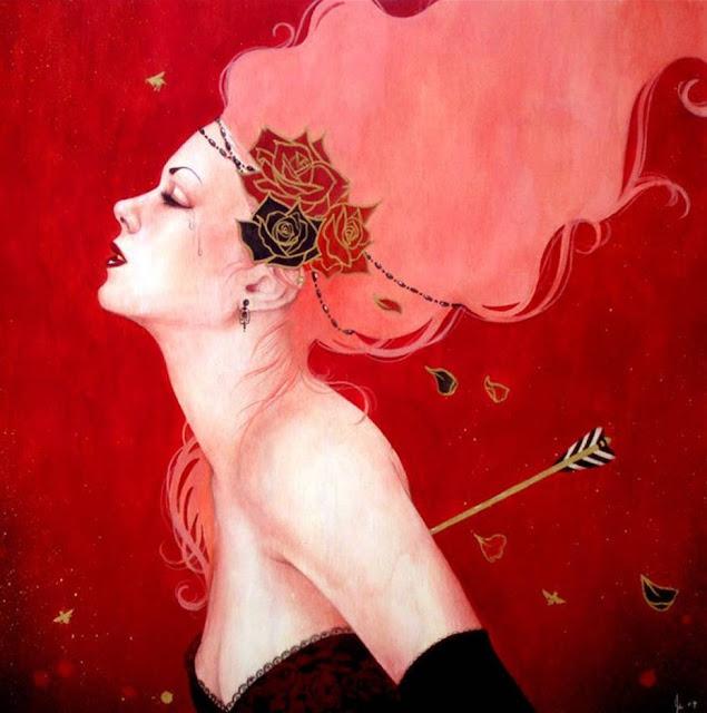 Fall Wallpaper Themes Painting Sylvia Ji Art For Your Wallpaper
