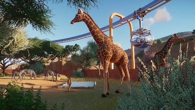 Planet Zoo Game Screenshot 3