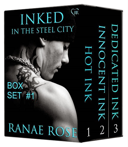 Inked in the Steel City Series' 3 Year Anniversary
