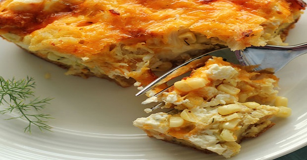 Crab,Corn & Egg Casserole Recipe