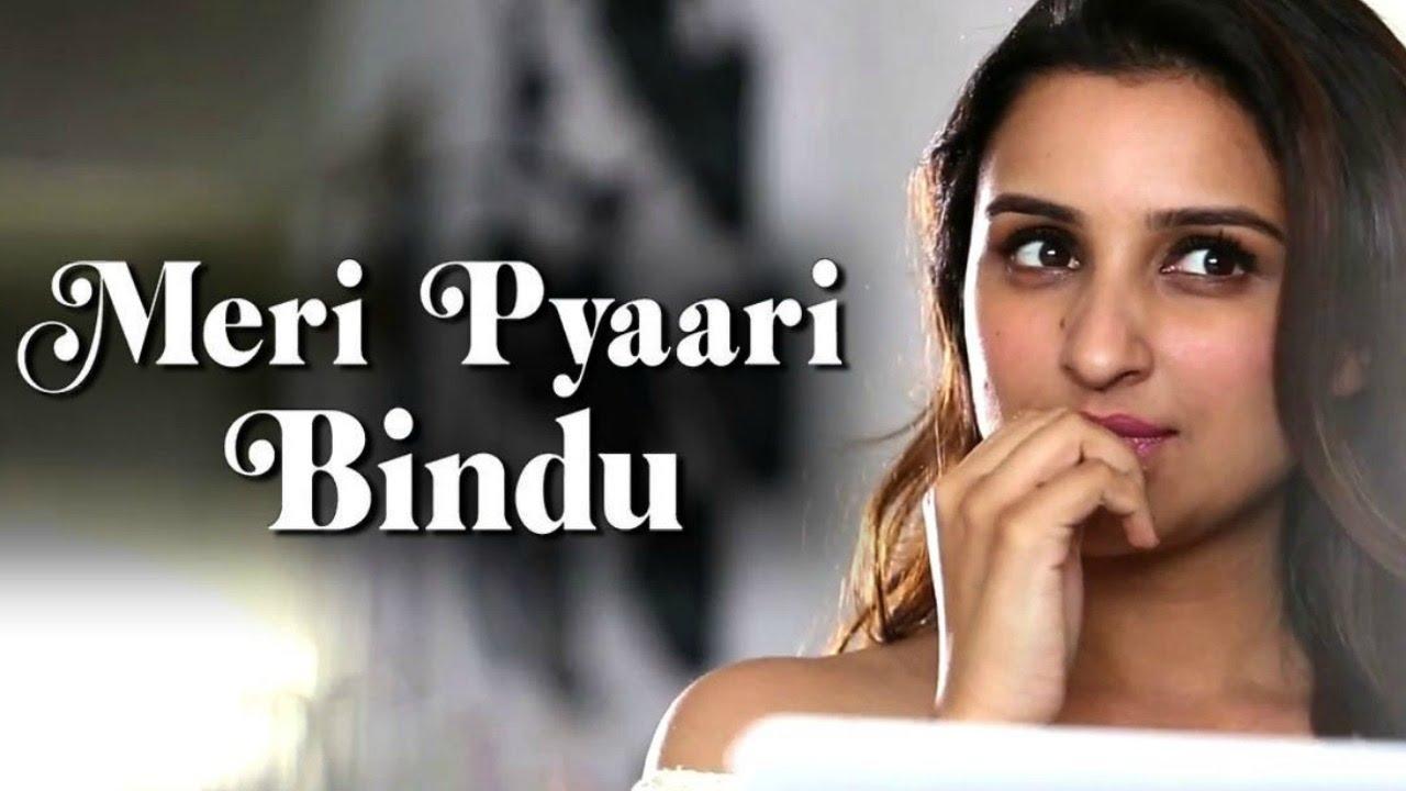 Complete cast and crew of Meri Pyaari Bindu (2017) bollywood hindi movie wiki, poster, Trailer, music list - Ayushmann Khurrana and Parineeti Chopra, Movie release date 12 May 2017