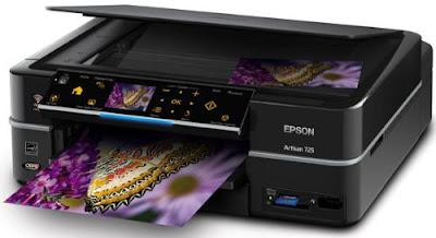 Epson Artisan 725 Driver Download