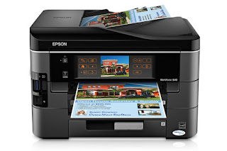 Download Epson WorkForce 840 drivers