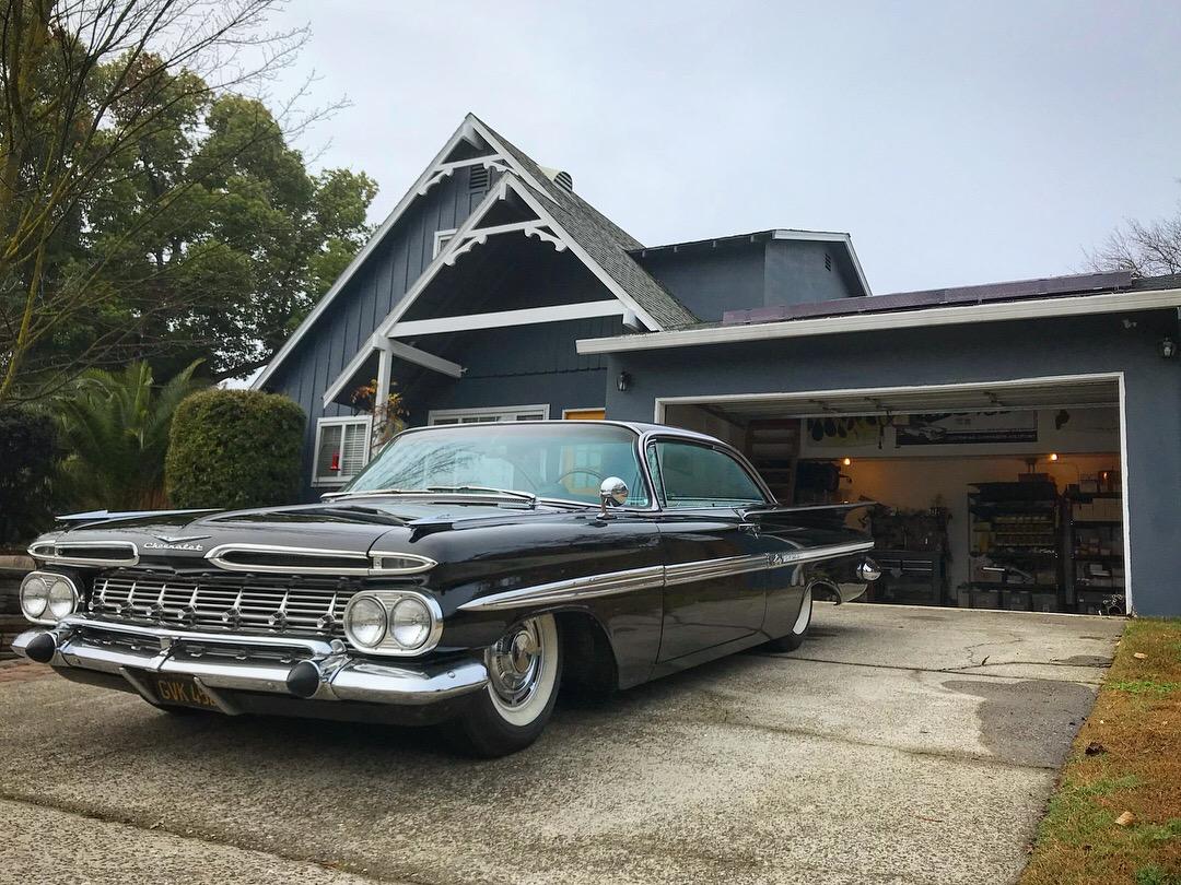 59 impala freshly bagged [ 1080 x 810 Pixel ]